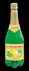 """Шампаниссимо """"Добрый кашалот"""" тархун, 1.7 л, 6 шт"""