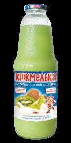 """Молочно-соковый коктейль """"Кржмелька"""" киви, 1030г, 6 шт"""
